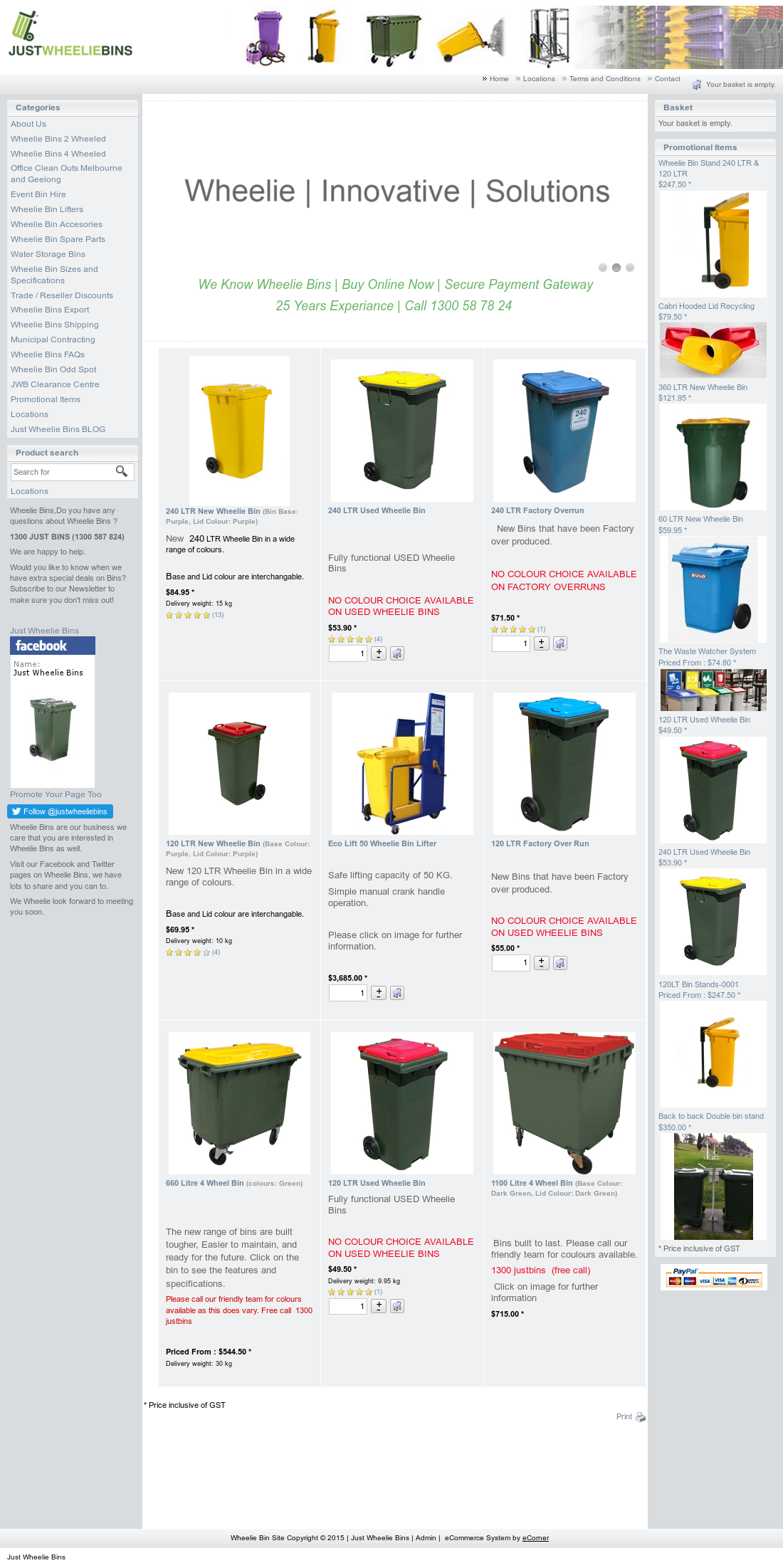 Just Wheelie Bins Competitors, Revenue and Employees - Owler Company