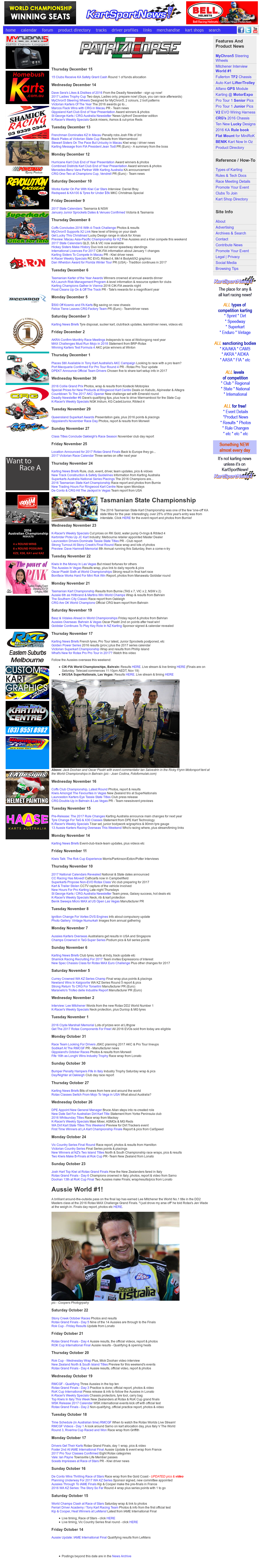 Kartsportnews Competitors, Revenue and Employees - Owler