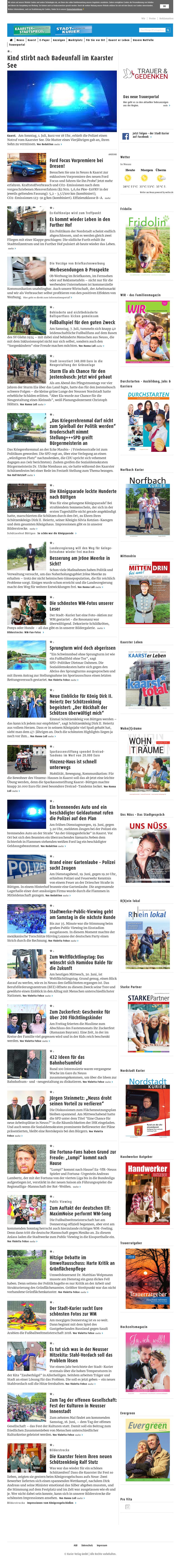 Weihnachtskalender Von Violetta.Kaarster Stadtspiegel Competitors Revenue And Employees Owler