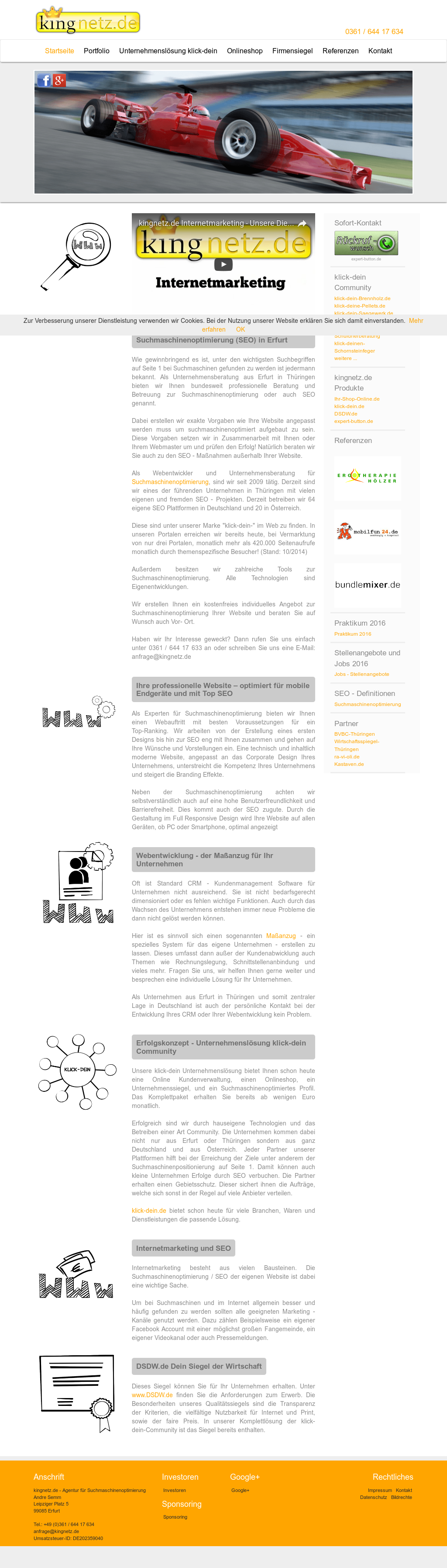 Kingnetzde Internetmarketing Competitors Revenue And Employees