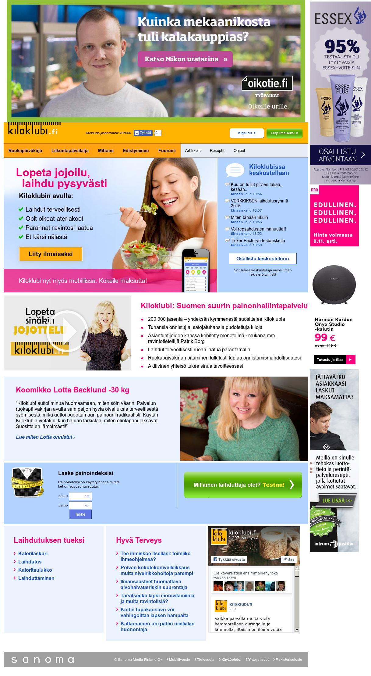Tuplaa dating Website