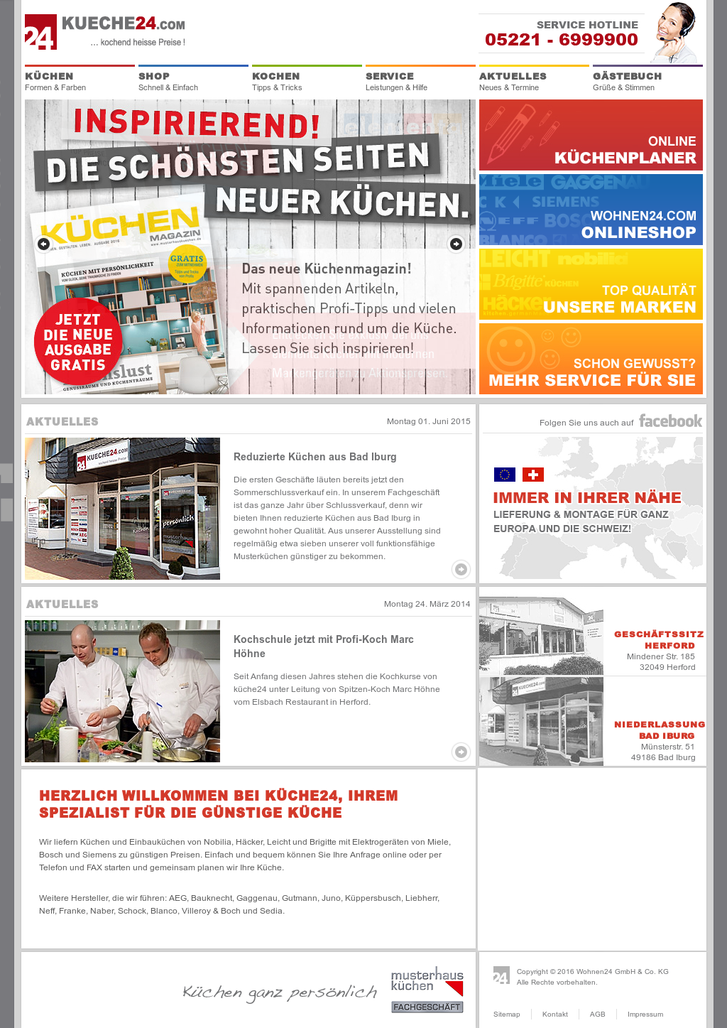 Kueche24 Competitors Revenue And Employees Owler Company Profile