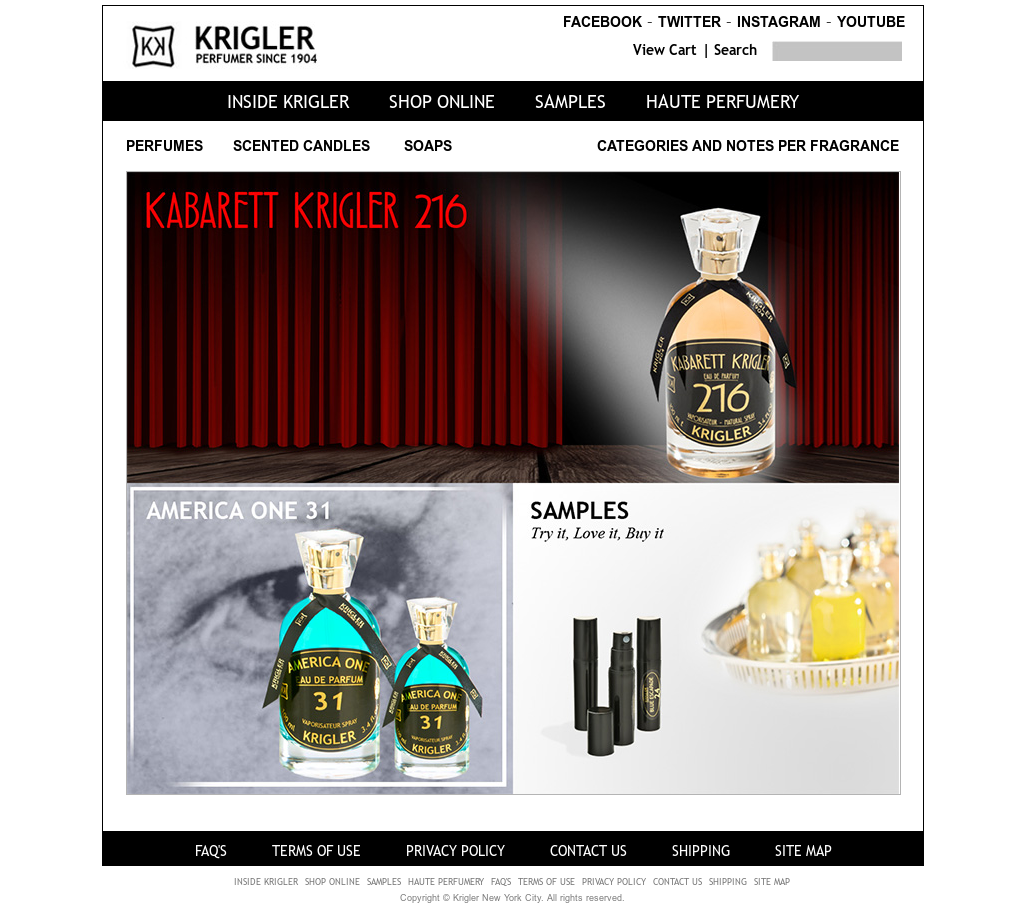 Krigler Perfumer Competitors, Revenue and Employees - Owler
