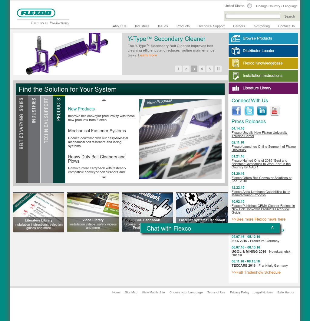 Flexco Competitors, Revenue and Employees - Owler Company Profile