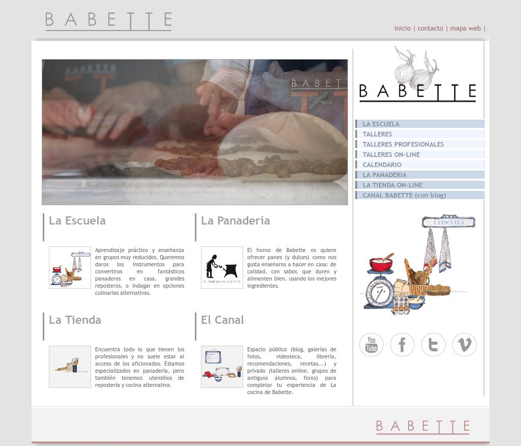 A Casa Di Babette la cocina de babette competitors, revenue and employees