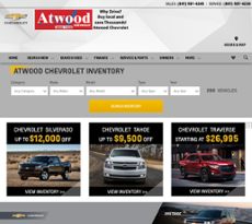 atwood chevrolet competitors revenue and employees owler company profile owler