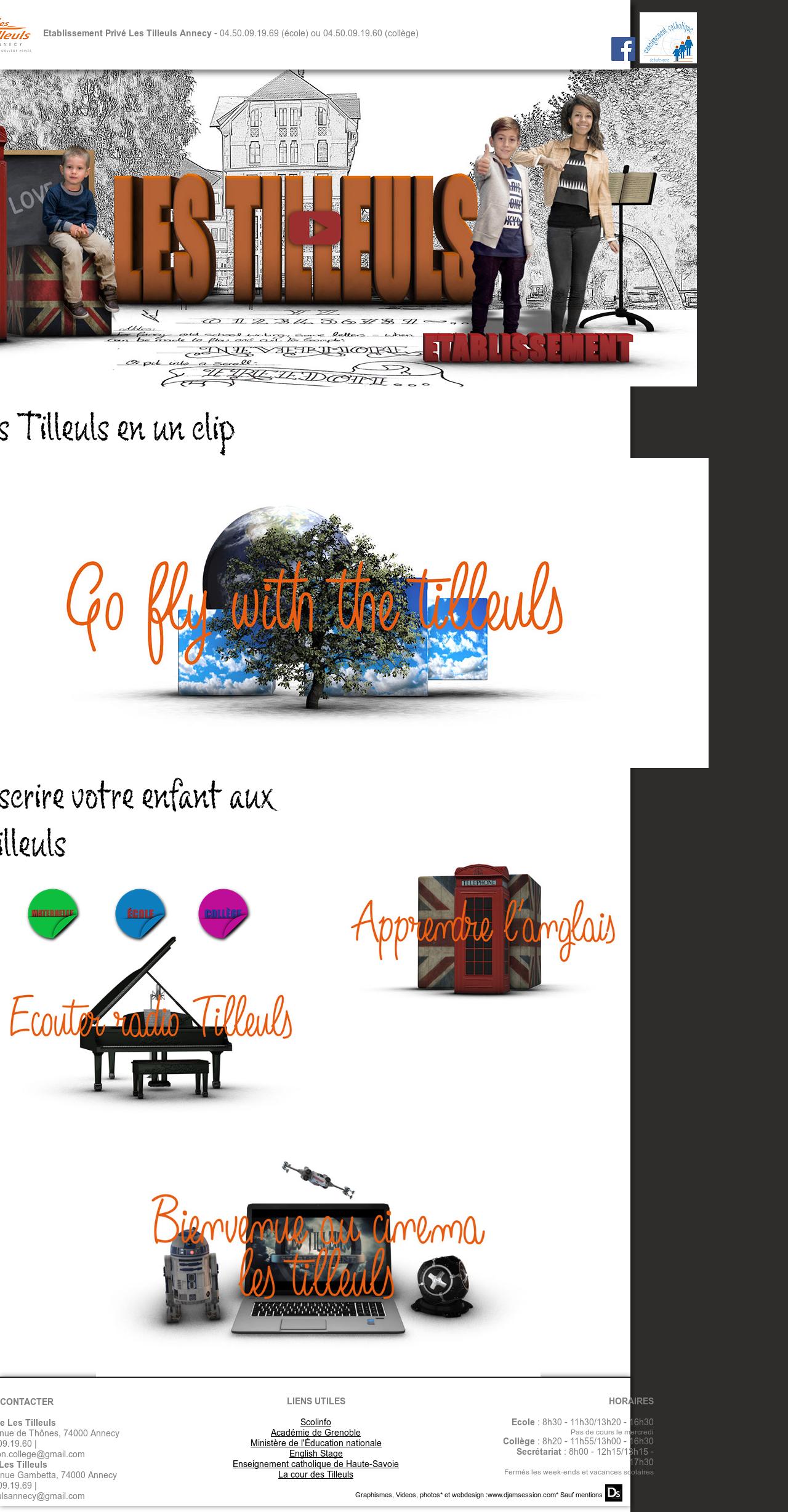 Ecole De Design Annecy les tilleuls annecy competitors, revenue and employees