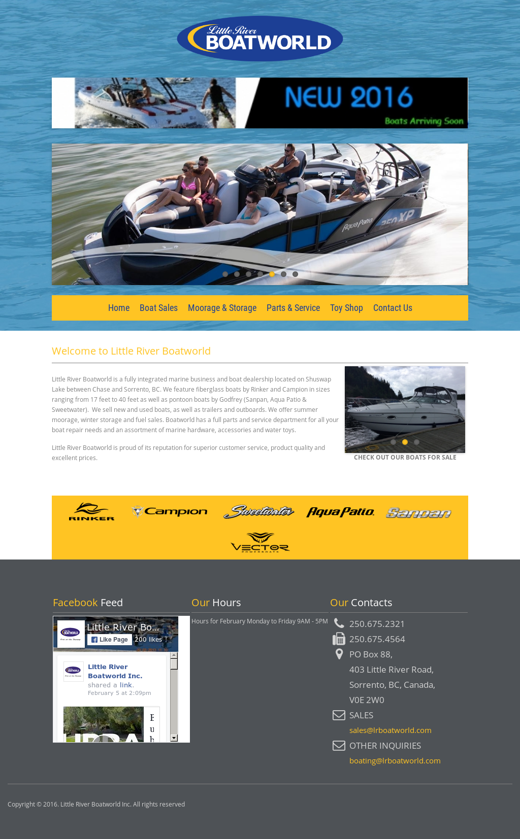 Little River Boatworld Competitors, Revenue and Employees