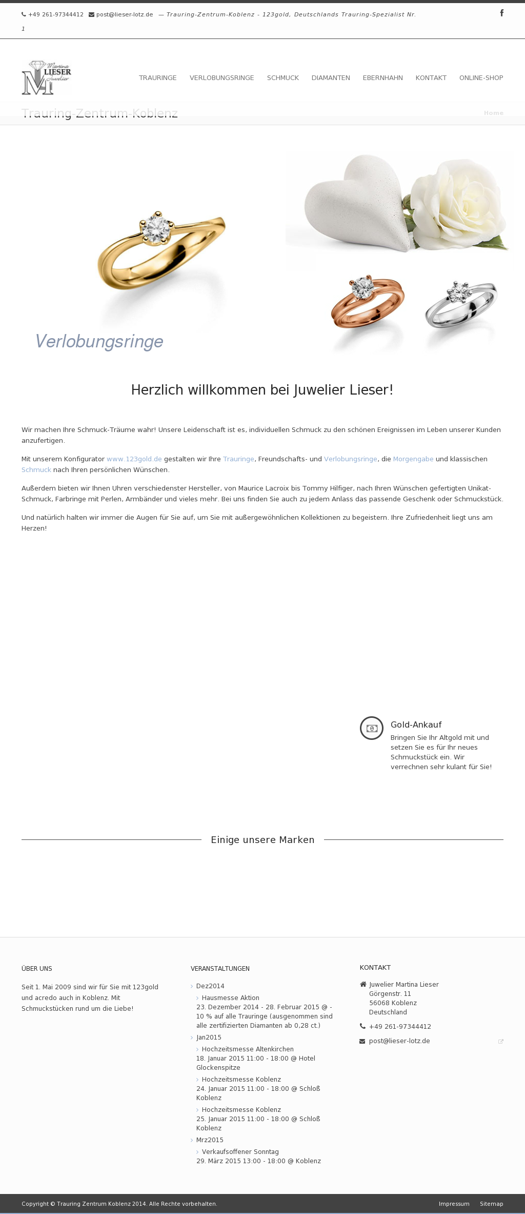 Juwelier Lieser 123gold Westerwald Competitors Revenue And