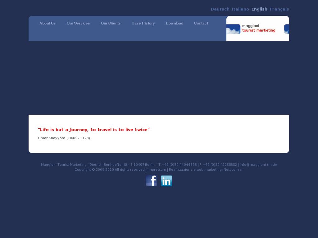 Maggioni Tourist Marketing Competitors, Revenue and