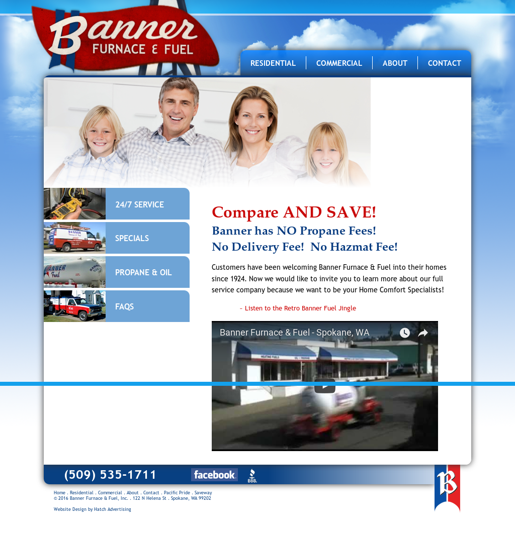 Banner Furnace Fuel Compeors Revenue And Employees