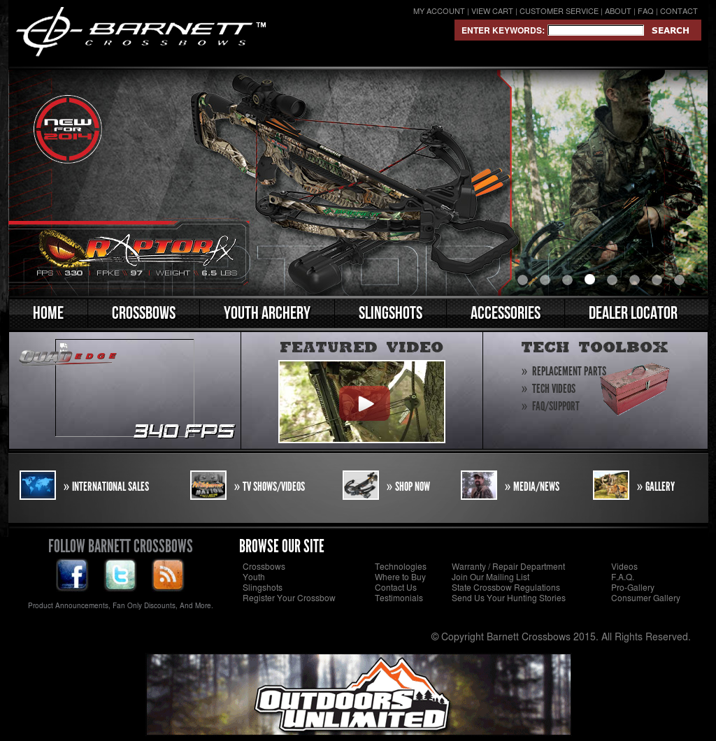 Barnett Crossbows Competitors, Revenue and Employees - Owler Company