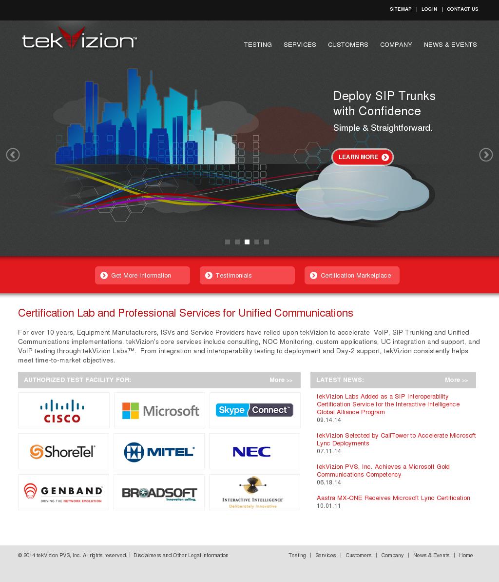 Tekvizion Competitors, Revenue and Employees - Owler Company