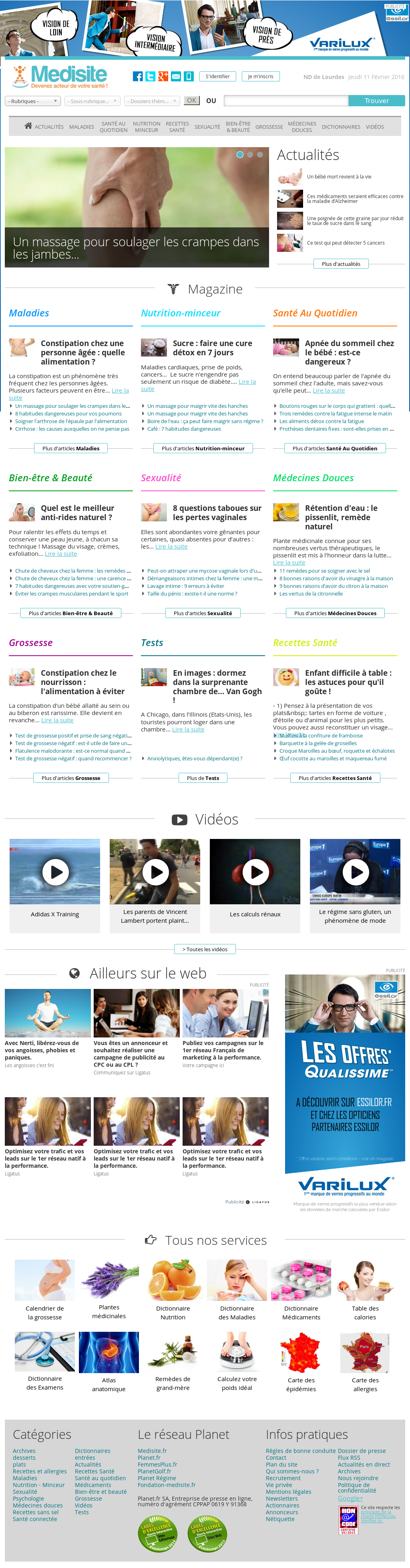 Medisite fr Competitors, Revenue and Employees - Owler Company Profile