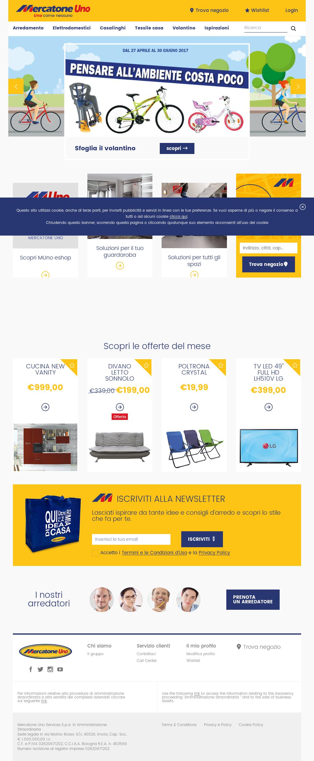 Mercatone Uno Competitors, Revenue and Employees - Owler ...