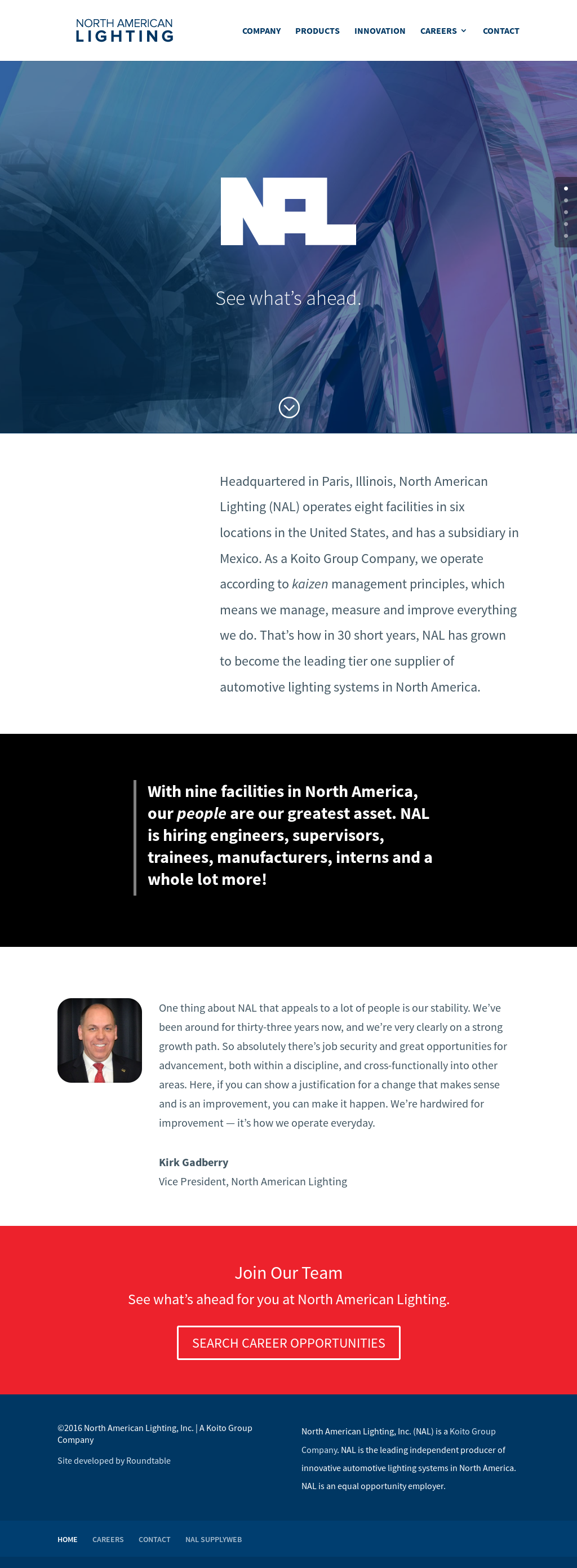 north american lighting competitors revenue and employees owler