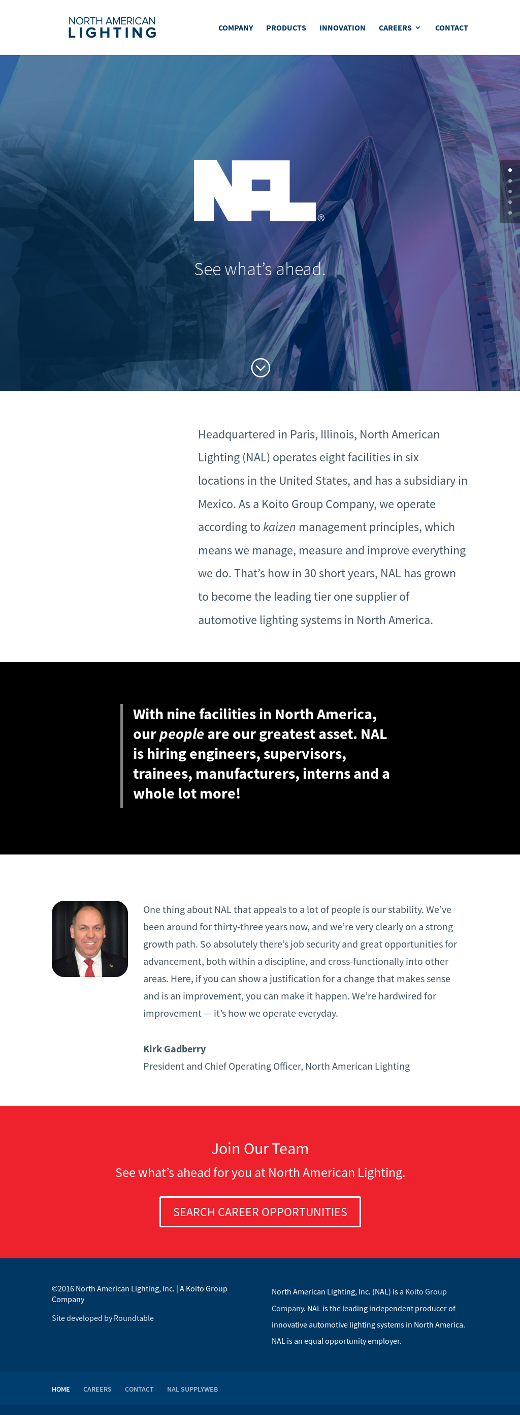 North American Lighting Careers Lilianduval