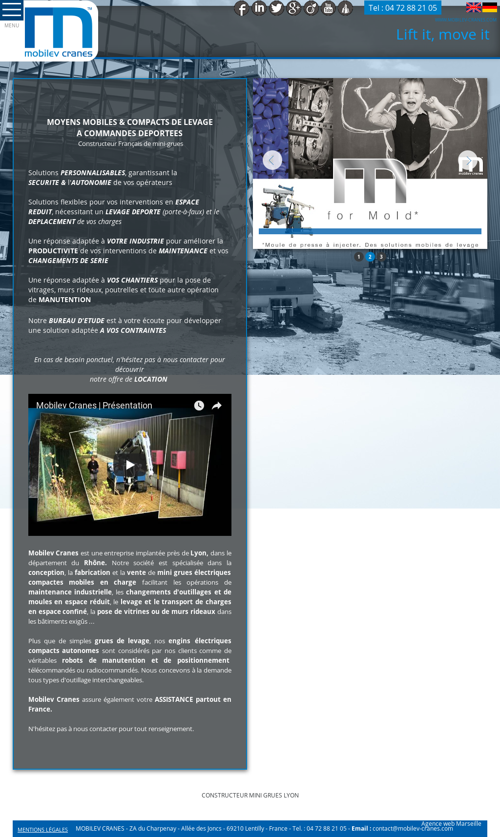 Agence Design Industriel Marseille mobilev competitors, revenue and employees - owler company