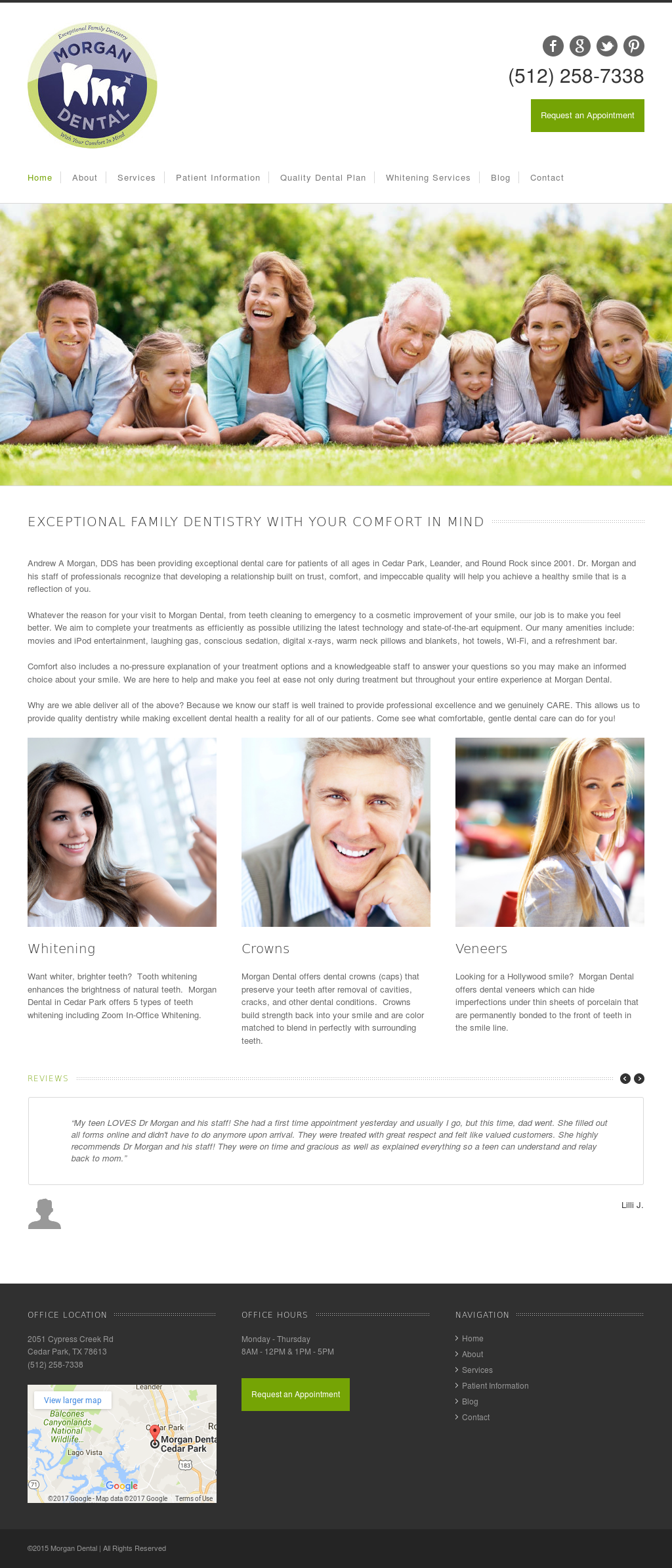 Morgan Dental Competitors, Revenue and Employees - Owler