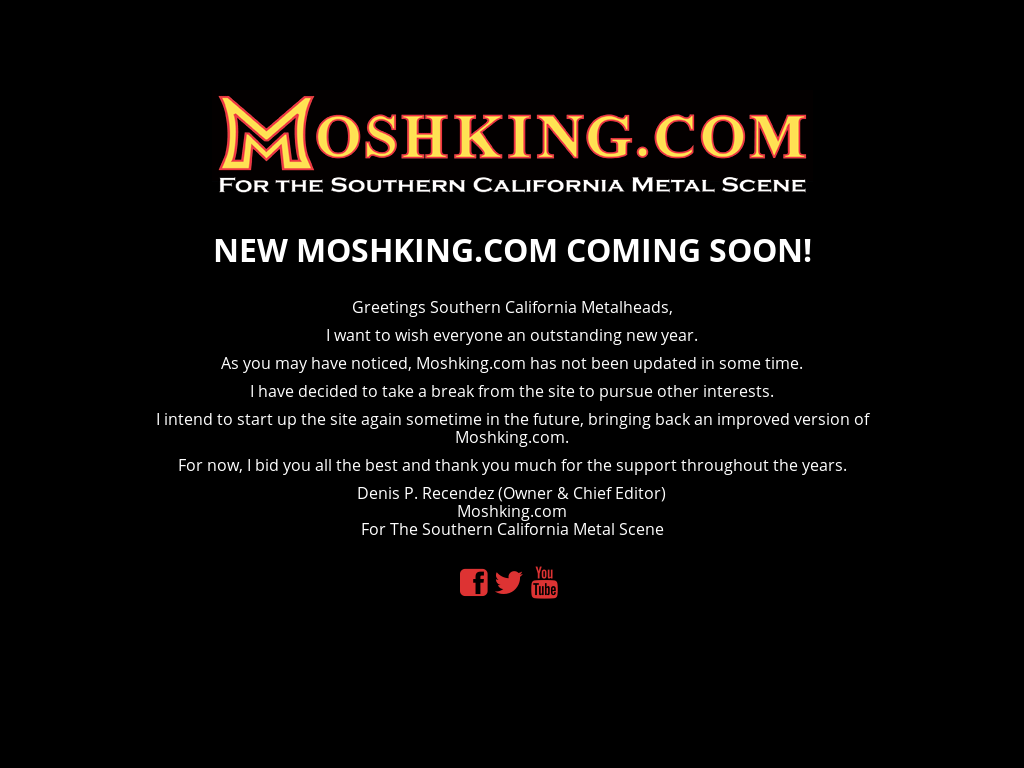 Moshking