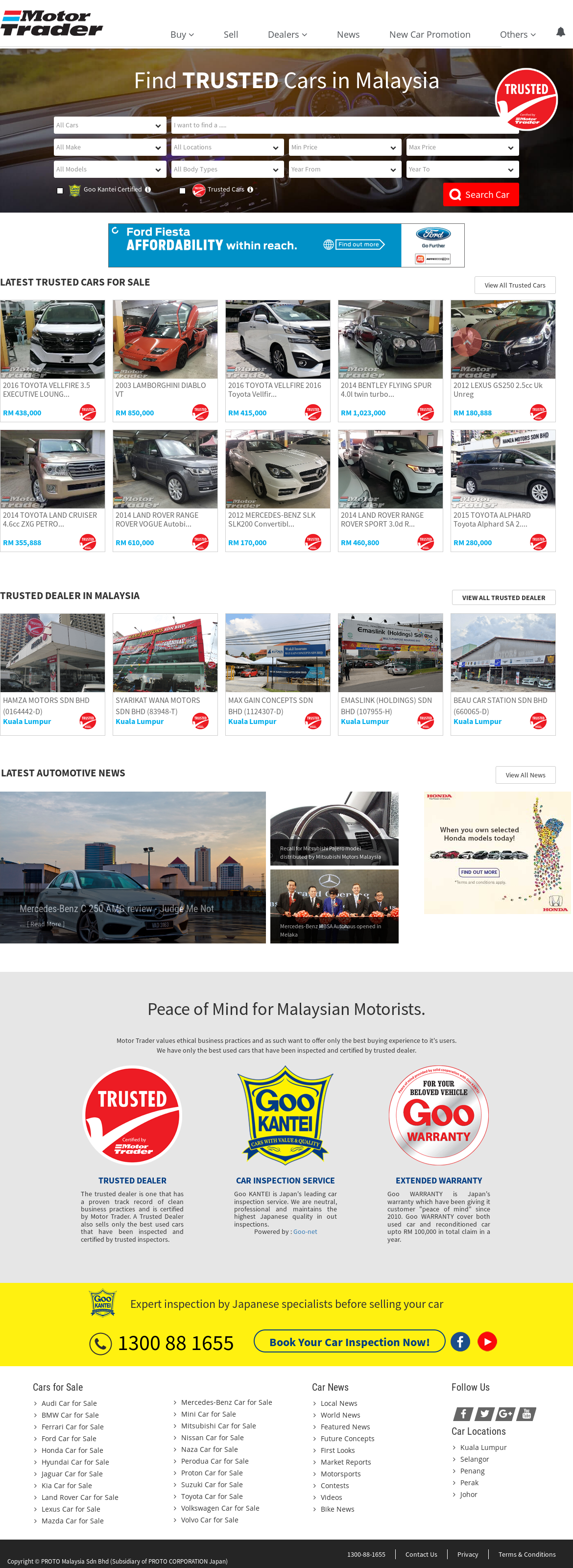 Motor Trader Malaysia petitors Revenue and Employees Owler