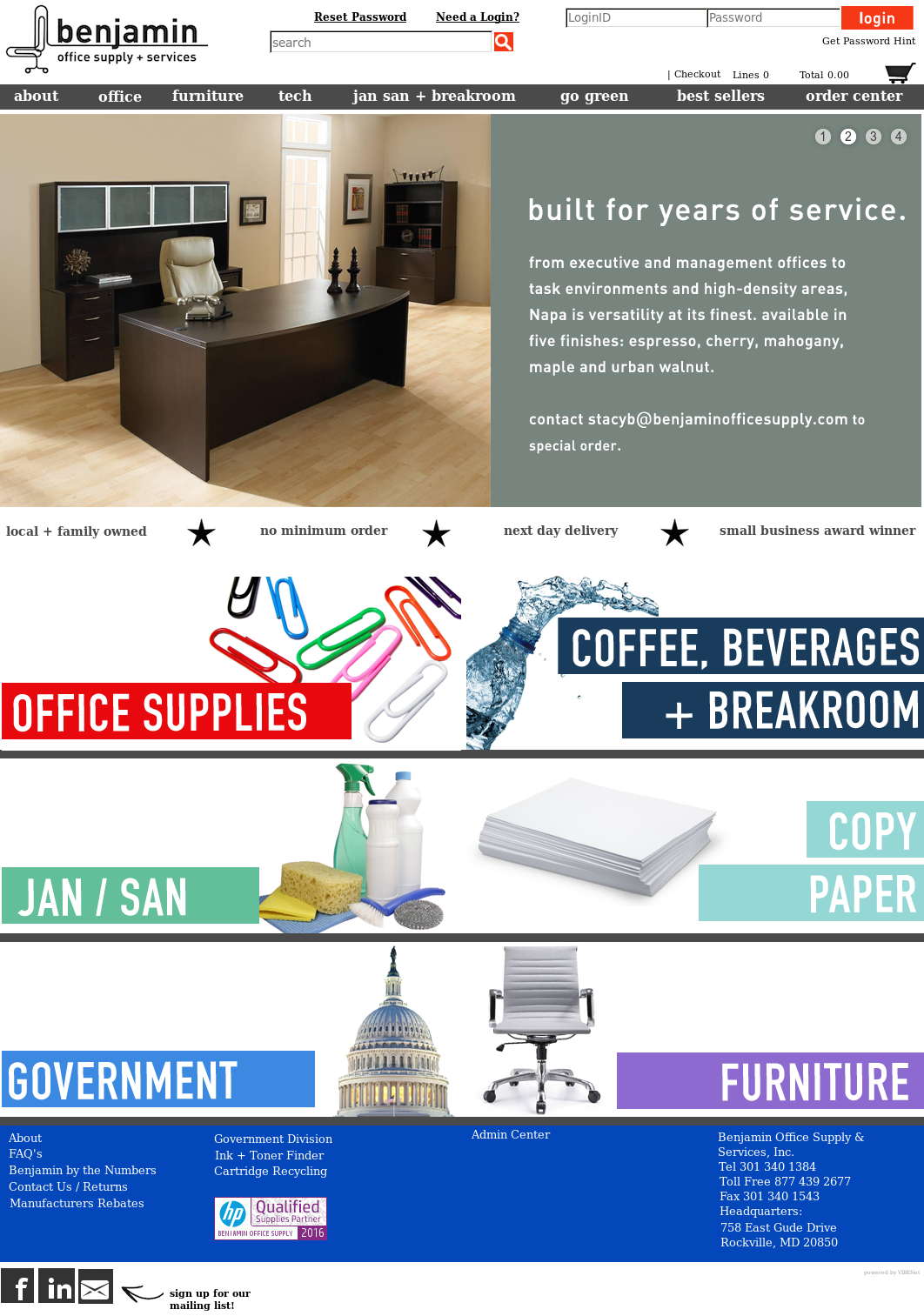 Exceptionnel Benjamin Office Supply U0026 Services Competitors, Revenue And Employees    Owler Company Profile