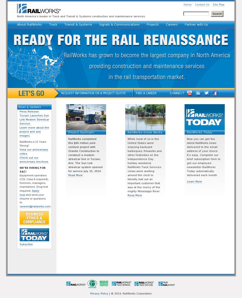 Railworks Revenue