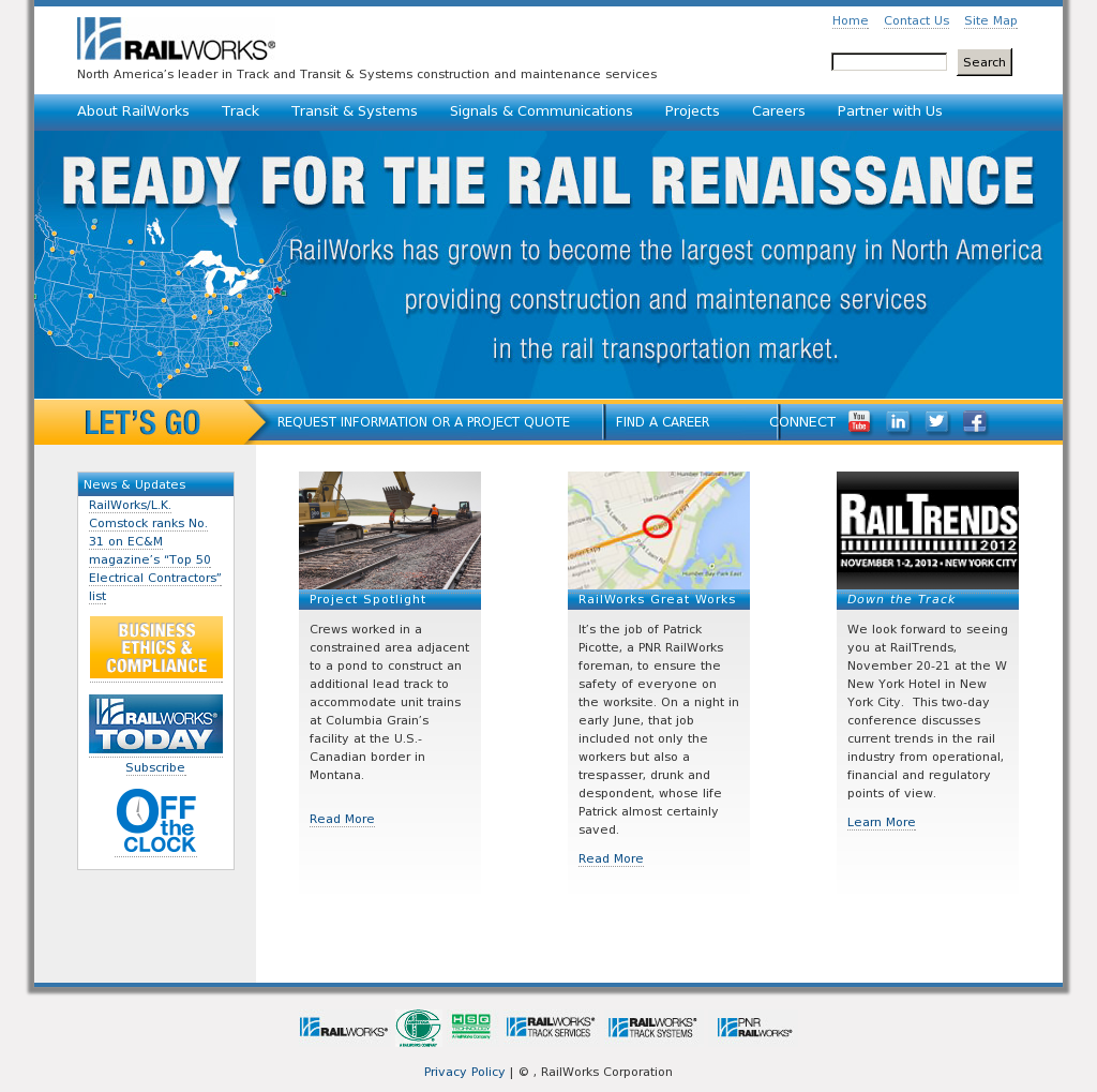 RailWorks Competitors, Revenue and Employees - Owler Company
