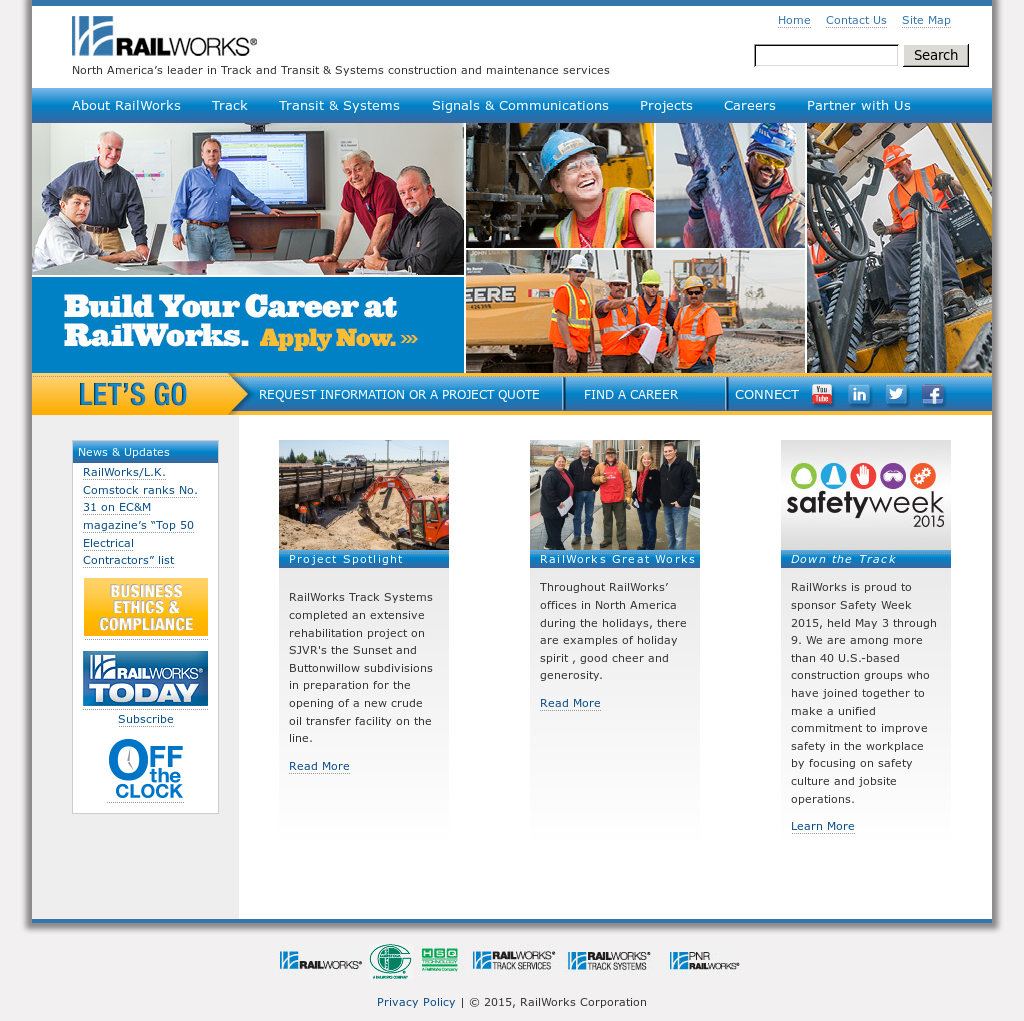 RailWorks Competitors, Revenue and Employees - Owler Company Profile