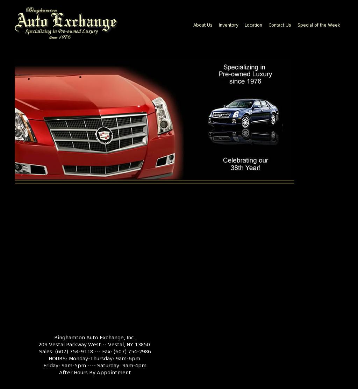 Binghamton Auto Exchange Compeors Revenue And Employees Owler Company Profile