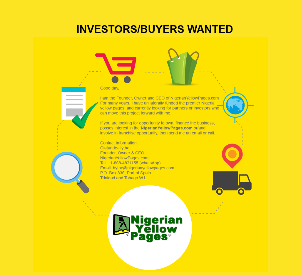 Nigerian Yellow Pages Competitors, Revenue and Employees
