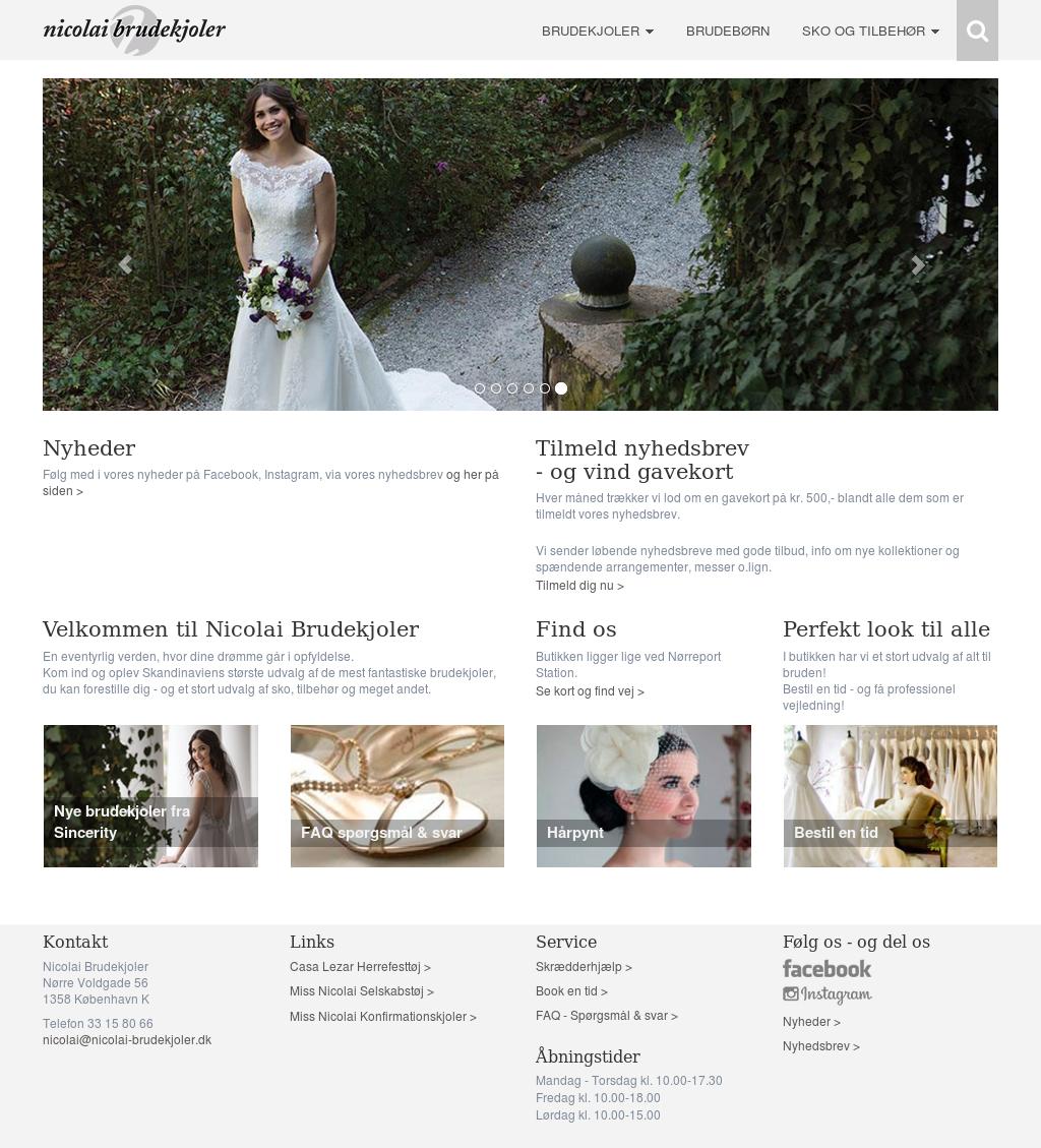 brudekjole butik københavn