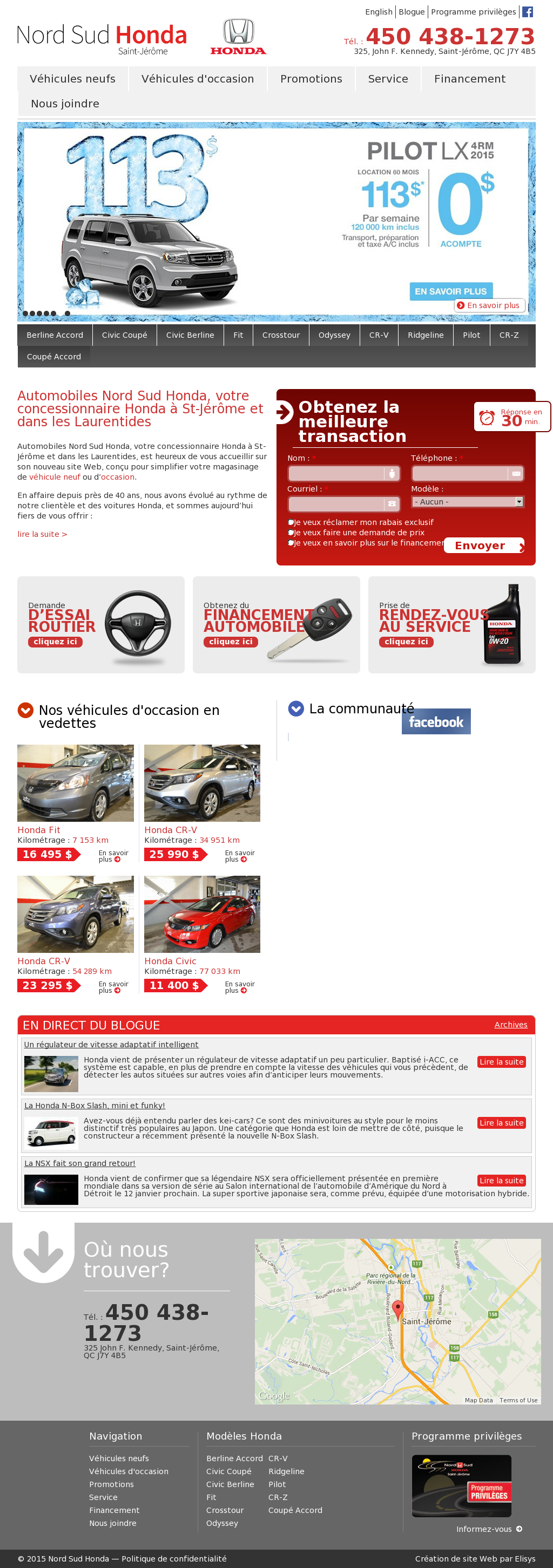 Nord Sud Honda >> Nord Sud Honda Competitors Revenue And Employees Owler Company