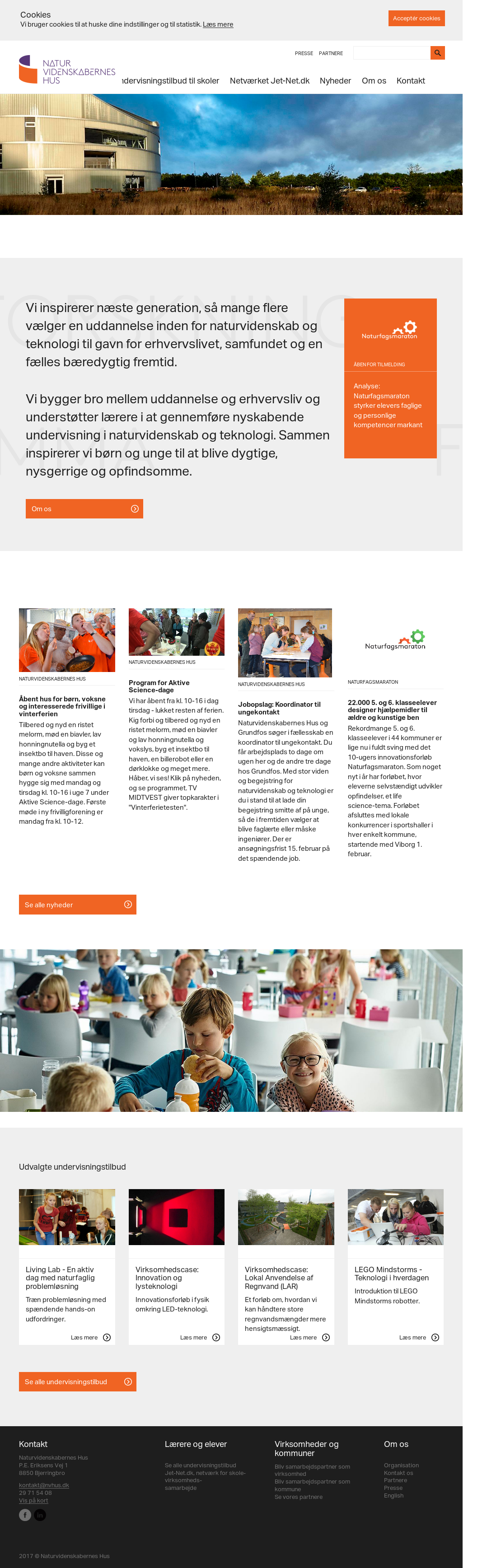 Naturvidenskabernes Hus Competitors, Revenue and Employees - Owler ...