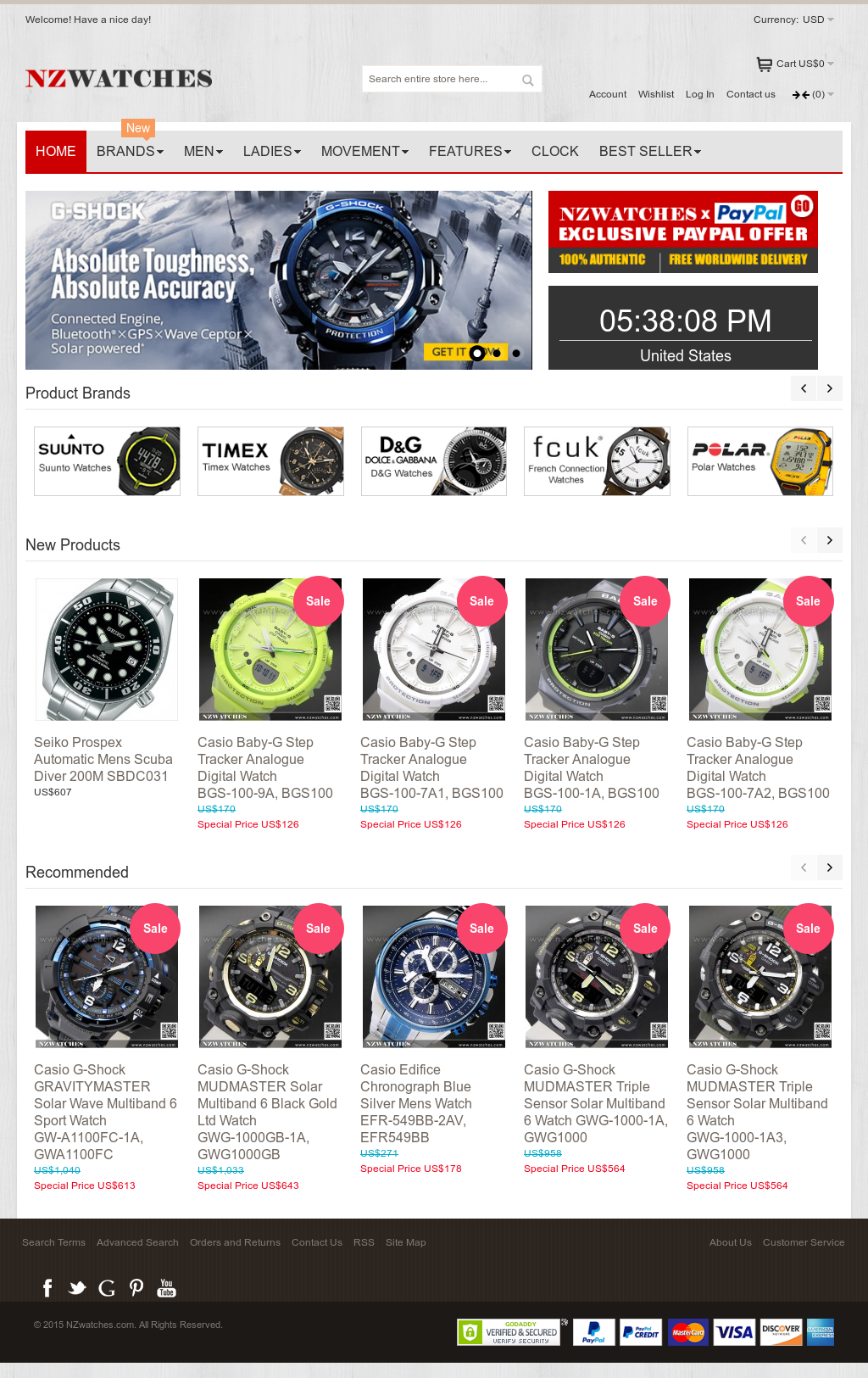 Nzwatches Competitors 517870b453cd