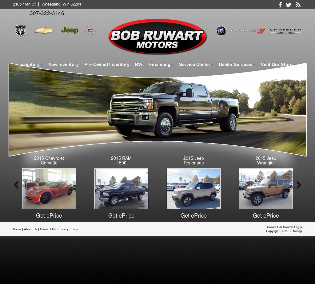bob ruwart motors company profile owler