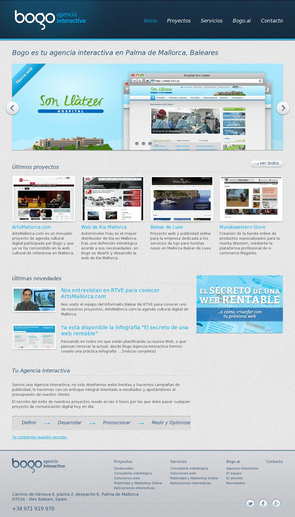 Bogo - Agencia Interactiva Competitors, Revenue and Employees ...