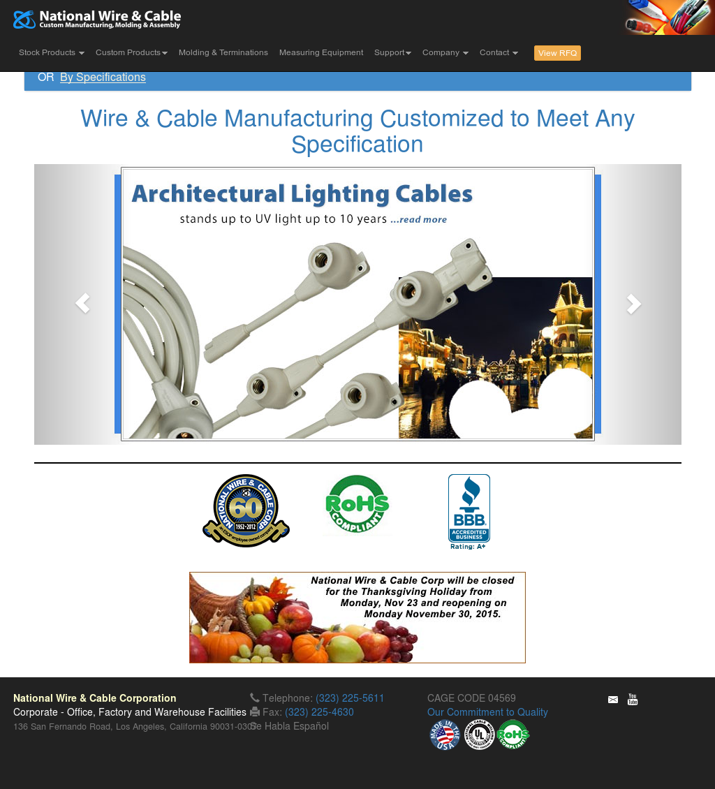 Perfect National Wire And Cable Photo - Electrical Circuit Diagram ...