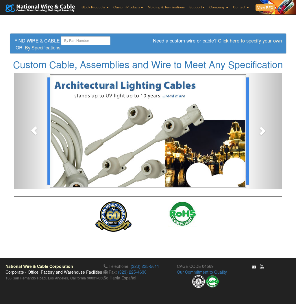 National Wire and Cable Competitors, Revenue and Employees - Owler ...