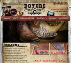 boyer boots shoe company profile owler