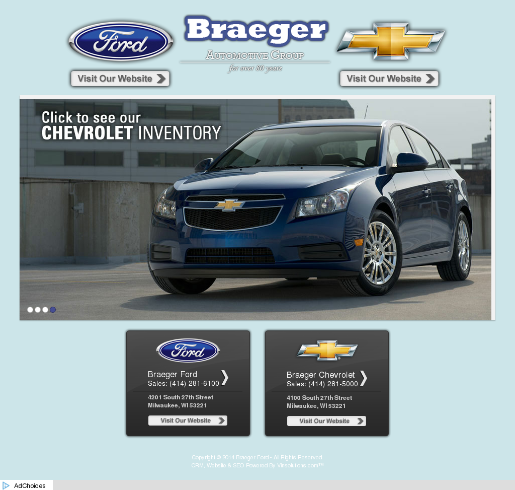 Braeger Ford Competitors, Revenue and Employees - Owler ... | braeger ford