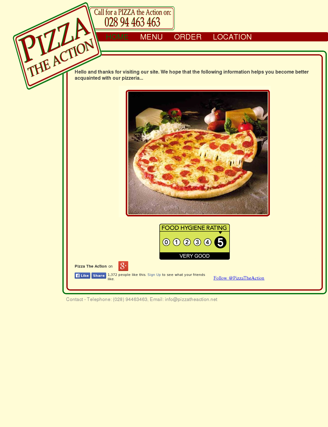 Pizza The Action Competitors Revenue And Employees Owler