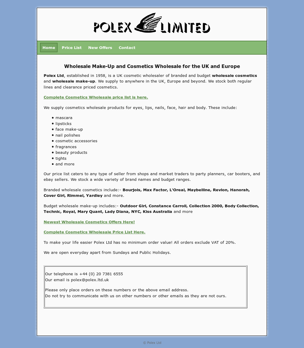 Polex Competitors, Revenue and Employees - Owler Company Profile