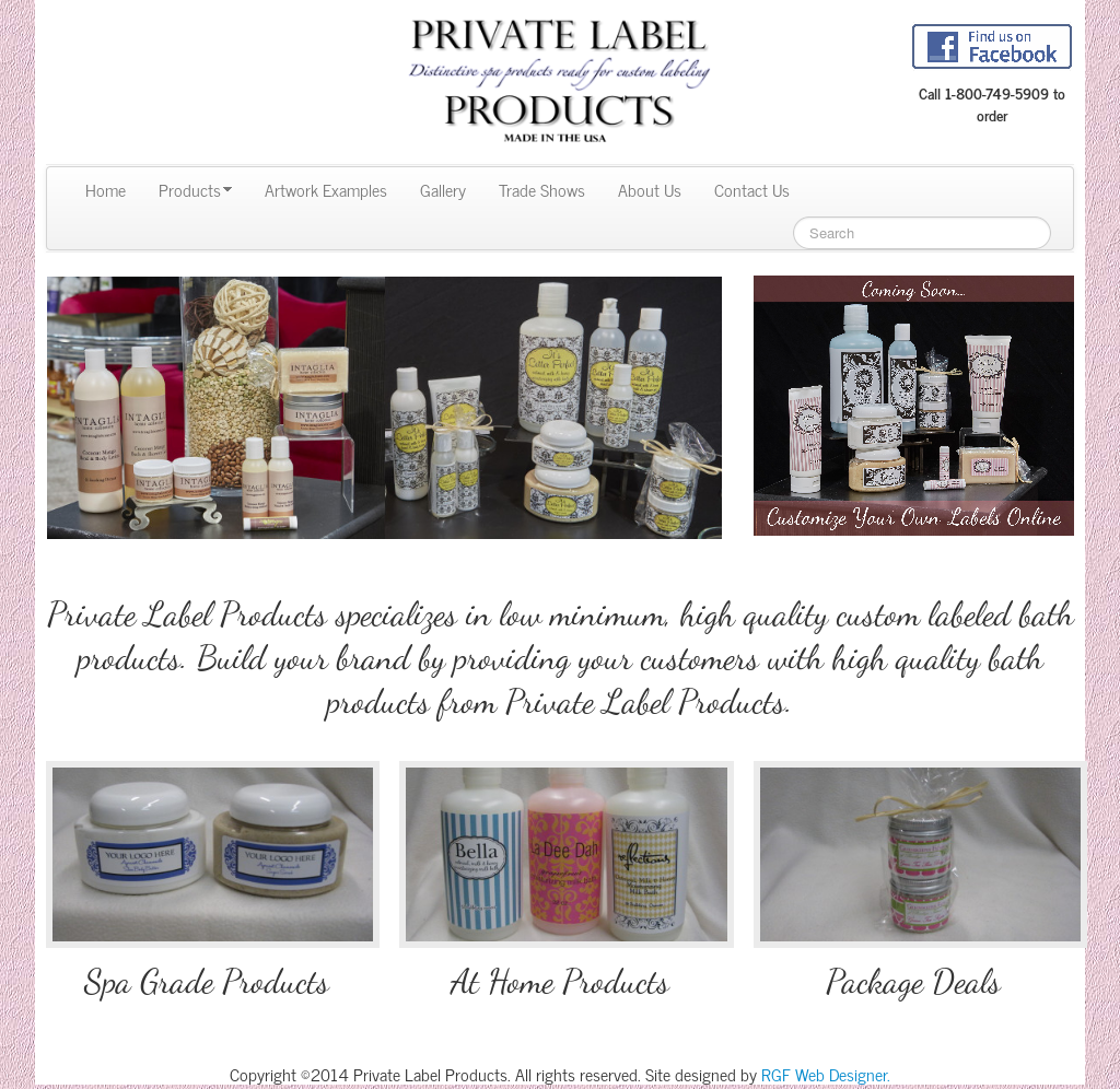 Private Label Products Competitors, Revenue and Employees