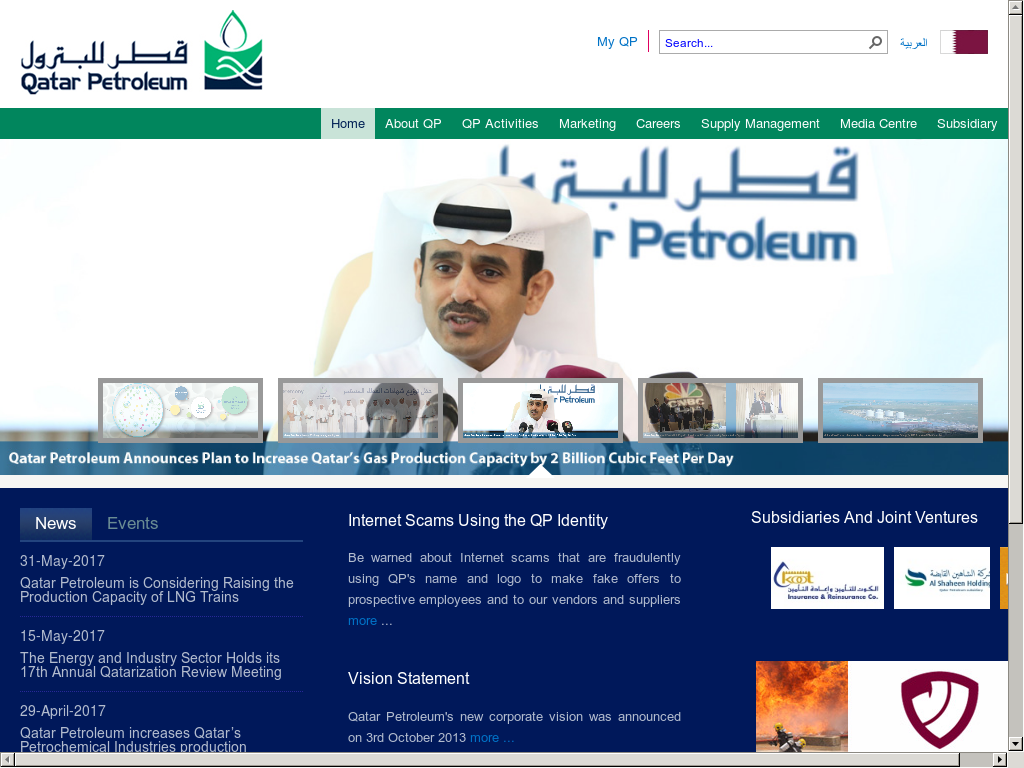 Qatar Petroleum Competitors, Revenue and Employees - Owler