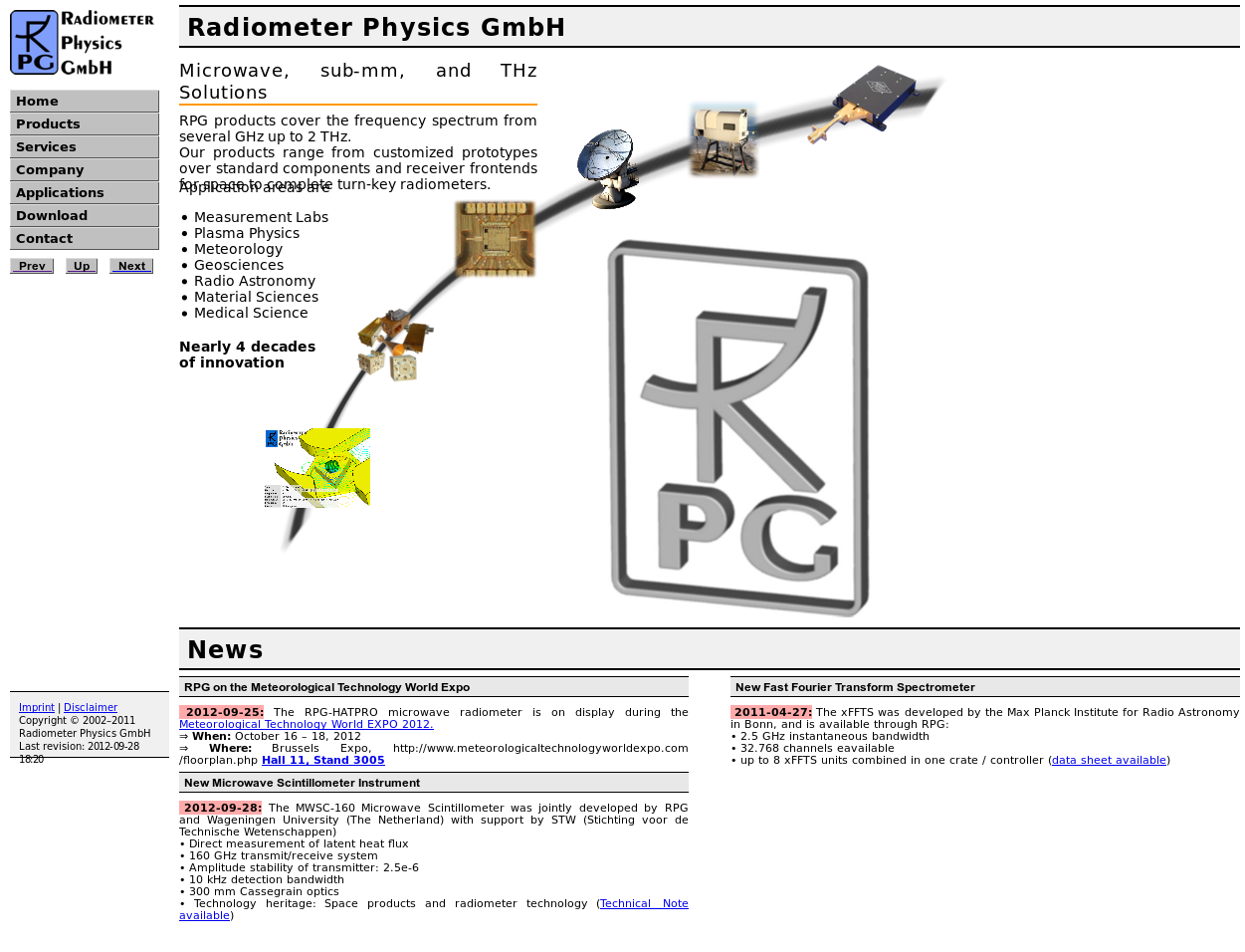 Radiometer Physics Competitors, Revenue and Employees - Owler