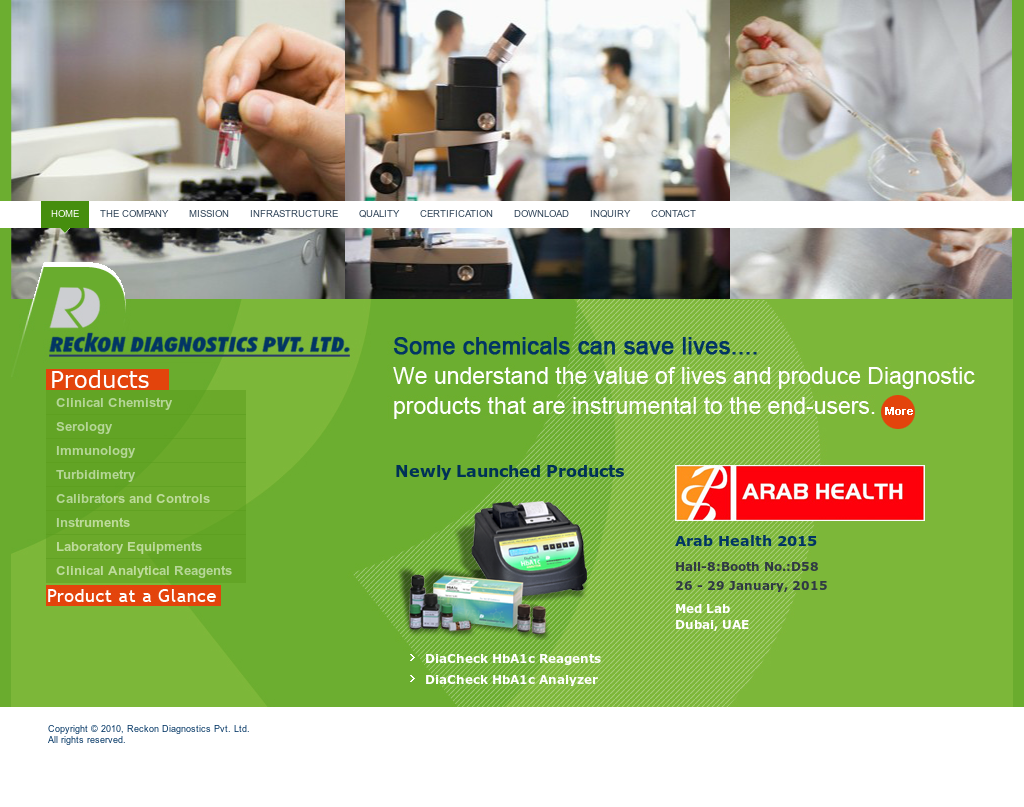 Reckon Diagnostics Competitors, Revenue and Employees - Owler