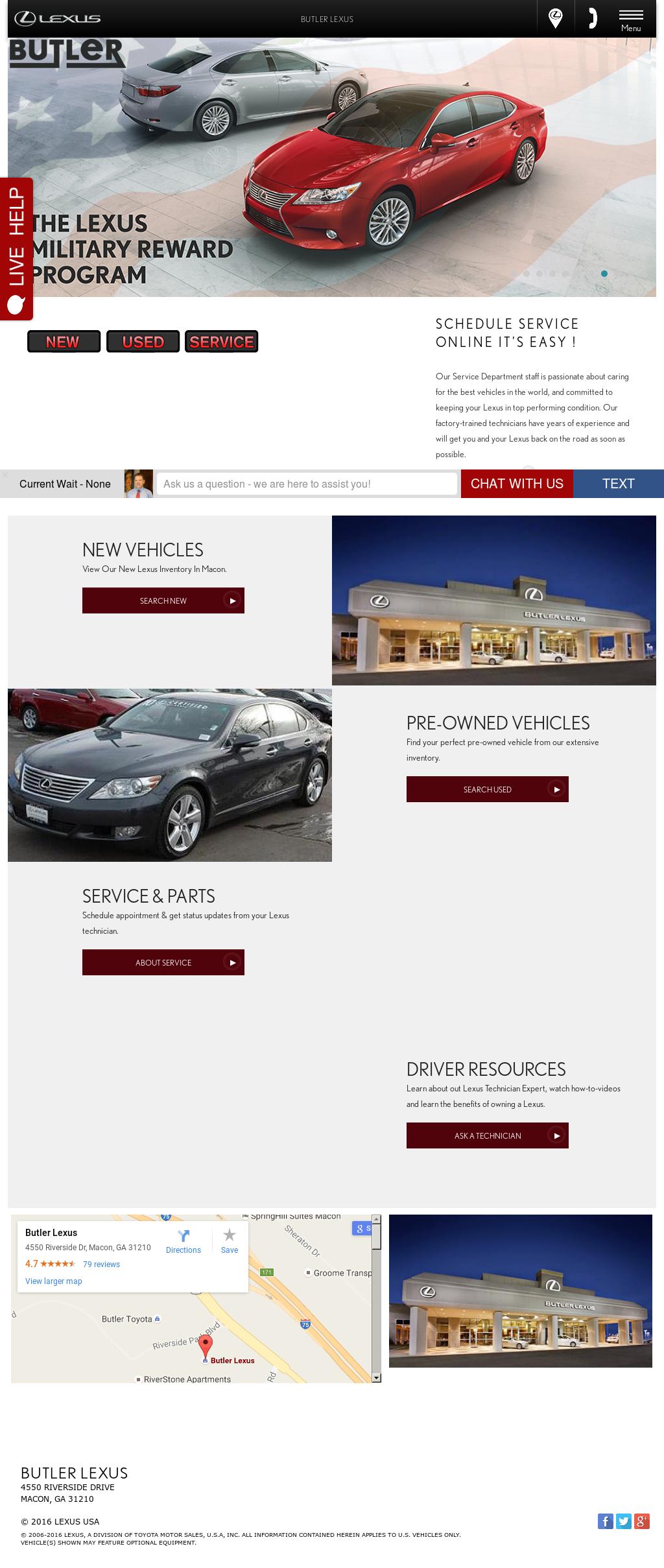 Butler Lexus Macon Ga >> Butler Lexus Competitors Revenue And Employees Owler