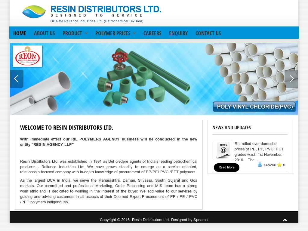Resin Distributors Competitors, Revenue and Employees