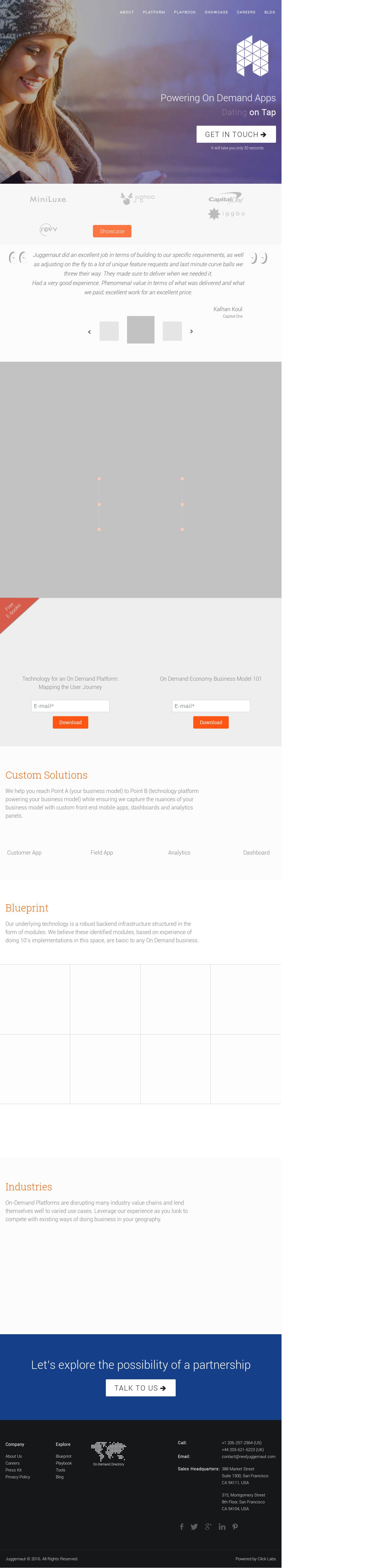 Juggernaut competitors revenue and employees owler company profile malvernweather Gallery